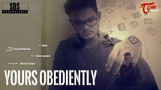 Yours Obediently || Telugu Short Film 2017 || By Srirag Vadlakonda - TELUGUONE