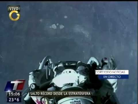 El salto de Baumgartner 
