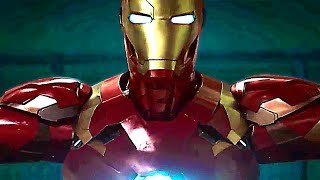 BLACK PANTHER New Trailer with IRON MAN (2018) - FILMSACTUTRAILERS