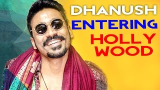 Dhanush Enters Hollywood wiith Marjane Satrape's next As Fakir (Character) :: Latest News