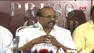TDP MLC Rajendra Prasad on Amit Shah Bad Experience in Tirumala | CVR News - CVRNEWSOFFICIAL