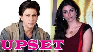 Shahrukh Khan upsets Tabu at an award function | Bollywood News