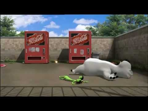 Bernard The Funny Bear - The Vending Machine