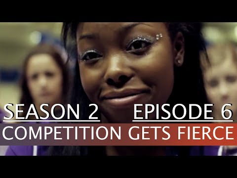 Secret Diary of an American Cheerleader; (Season 2 Ep. 6) - The Competition Gets Fierce!
