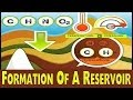 Formation Of Reservoir Rock | Oil & Gas Animations