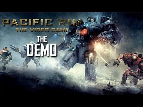 Pacific Rim The Video Game Demo