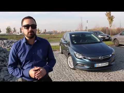 Autoperiskop.cz  – Výjimečný pohled na auta - Nový Opel Astra (K) 2016 – Hopla do Opla?