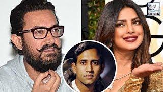 Priyanka Chopra And Aamir Khan Come Together For Rakesh Sharma's Biopic? | LehrenTV