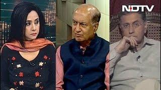 रणनीति : शांति की बात और गोलीबारी भी साथ - NDTV
