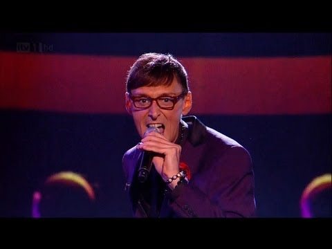 Johnny Robinson is all Hung Up - The X Factor 2011 Live Show 5 (Full Version)