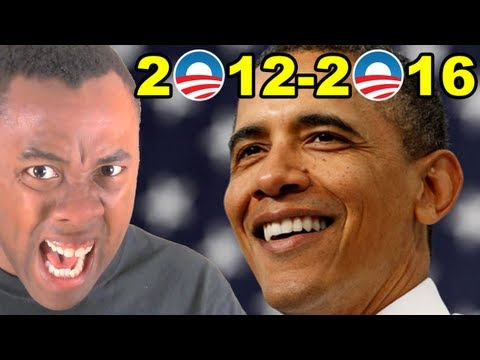 Rants - OBAMA WINS... AGAIN!