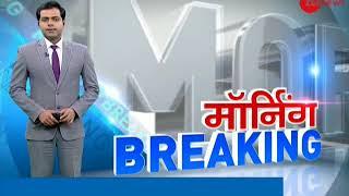 Morning Breaking: Grenade attacks in Jammu, Srinagar late night injure 2 cops - ZEENEWS