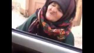 فيديو.. عجوز تنصح عناصر «داعش» وجها لوجه: «توبوا إلى الله وارجعوا» | المصري اليوم