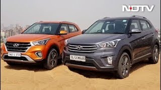 New Hyundai Creta vs Old Hyundai Creta - NDTV