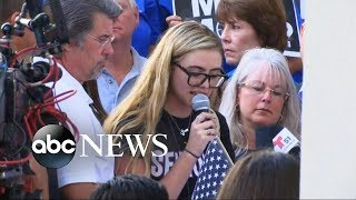 Survivors Of The Parkland School Shooting Speak Out - ABCNEWS