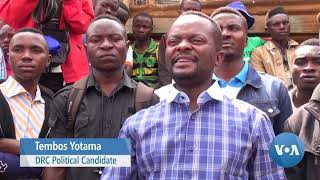 Ebola Survivors in Eastern DRC Describe Uphill Battle - VOAVIDEO