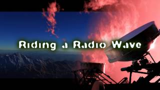 Royalty Free :Riding a Radio Wave