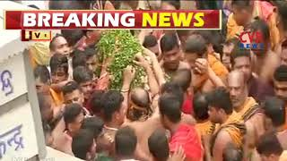 జగన్నాథుని రథయాత్ర : Puri Jagannath Rath Yatra Celebrations | CVR NEWS - CVRNEWSOFFICIAL