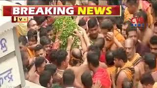 జగన్నాథుని రథయాత్ర : Puri Jagannath Rath Yatra Celebrations | CVR NEWS - CVRNEWSOFFICIAL