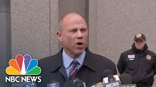 "Michael Avenatti: Michael Cohen Is ""Neither A Hero Nor A Patriot"" 