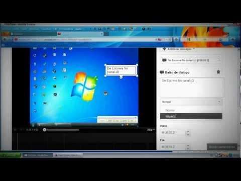 como colocar balões transparentes na tela do seu video do youtuber
