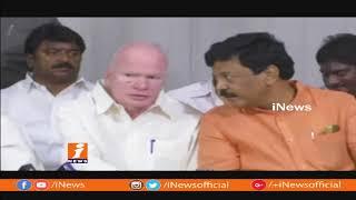 YS Jagan's Praja Sankalpa Yatra To Enter East Godavari Today | iNews - INEWS