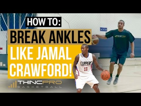 How to CROSSOVER like JAMAL CRAWFORD! - Jamal Crawford Crossover Move (Break Ankles, Handles)