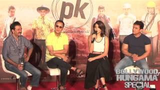 Aamir Khan And Shah Rukh Khan Both Are Unique: Anushka Sharma - HUNGAMA