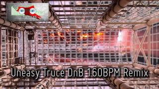 Royalty FreeTechno:Uneasy Truce [DnB 160BPM Remix]