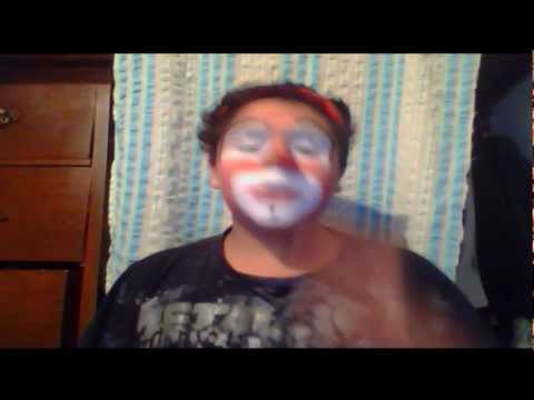 COMO MAQUILLARSE DE PAYASO (maquillaje payaso-make up clown)