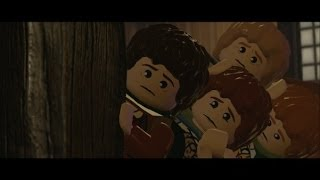 LEGO Lord of the Rings Walkthrough Part 3 - Weathertop