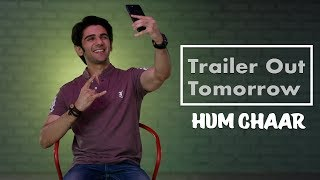 Prit Kamani As Namit  | Hum Chaar Trailer Out Tomorrow - RAJSHRI