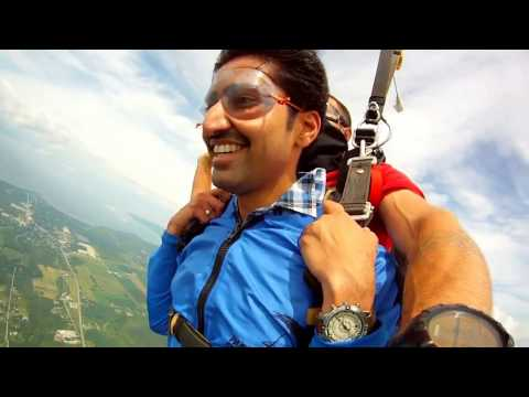 Tips for first time  Skydiving... Very Important see tips  in description below