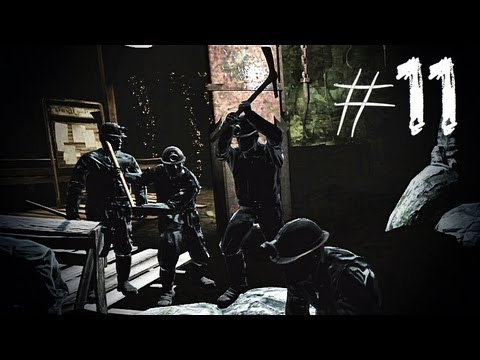 Silent Hill Downpour - SCARY MINE TRAIN - Gameplay Walkthrough - Part 11 (Xbox 360/PS3) [HD]