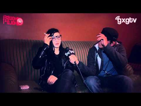 Skrillex and Porter Robinson Interview 2011 - Episode 43