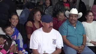 Fiestas patronales en Francisco I. Madero (Fresnillo, Zacatecas)