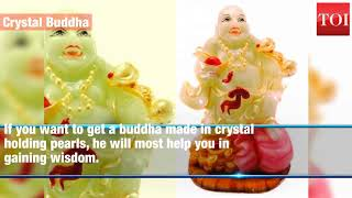 Meaning behind different Laughing Buddha statues - TIMESOFINDIACHANNEL