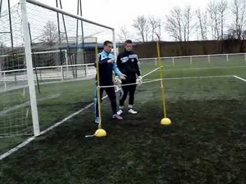entrainement gardien U17 DH Chaumont FC