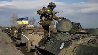الانفصاليون والقوات الأوكرانية يلتزمان بالهدنة في دونستيك