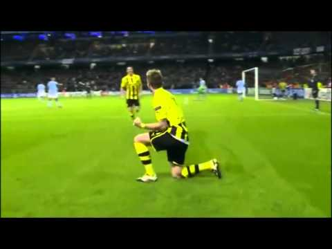 Manchester City vs Borussia Dortmund 1-1 Goals & Highlights HD