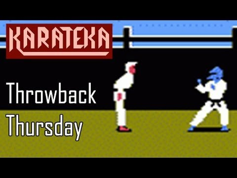 Karateka - Throwback Thursday | Too Much Gaming