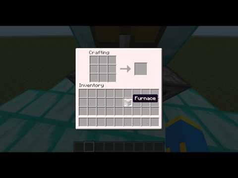 Minecraft Jak zrobić Piec / Minecraft How to make Furnace