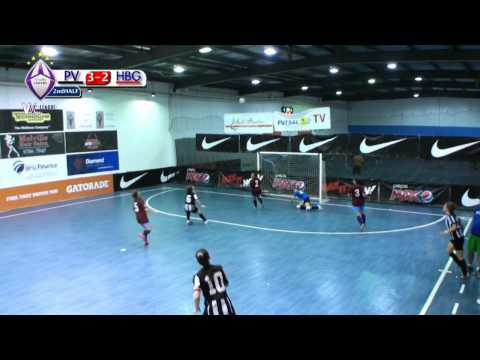 Pascoe Vale vs Heidelberg , (Women's V-League) Round 13, 2013/14 Season, Futsal Oz