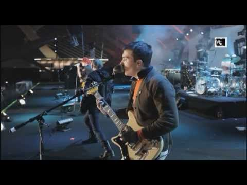 My Chemical Romance - The Only Hope for Me is You (LIVE at MTV Winter 2011) [HQ]
