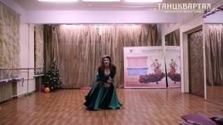 Дарья Ханова. Танец живота. Отчетный концерт 17.12.16