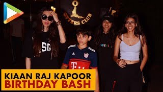 Karisma Kapoor & Ex-Husband Sunjay Kapur Celebrate their Son Kiaan Raj Kapoor's Birthday - HUNGAMA