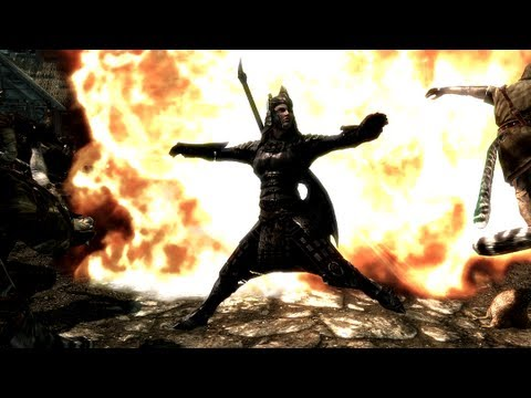 Top 5 Skyrim Mods of the Week - Defending the Batcave