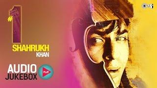 Shahrukh Khan Hits - Non Stop Audio Jukebox | Full Songs - TIPSMUSIC