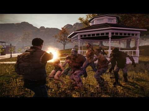 Another Day in the Zombie Apocalypse - IGN Plays: State of Decay Episode 1