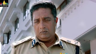 Marana Mrudangam Movie Prakash Raj Intro as Police Officer | Latest Telugu Scenes | Sri Balaji Video - SRIBALAJIMOVIES